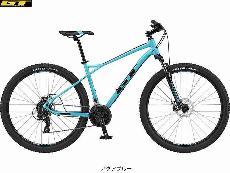 "【GT】(ジーティー)2021 AGGRESSOR COMP アグレッサーコンプ(3x7s)MTB27.5""(自転車)(日時指定・代引き不可)99147"