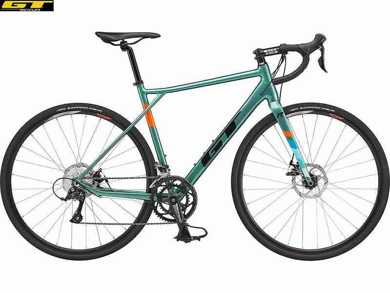 【GT】(ジーティー)2021 GTROAD COMP GTロード コンプ(2x9s)ロードバイク(自転車)(日時指定・代引き不可)99132