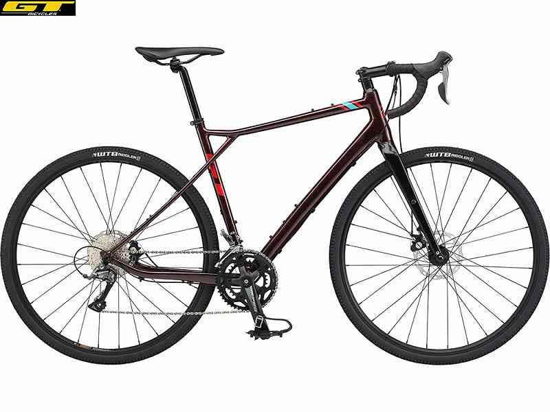 【GT】(ジーティー)2021 GRADE ALLOY ELITE グレードアロイ エリート(2x8s)グラベルロードバイク(自転車)(日時指定・代引き不可)99123