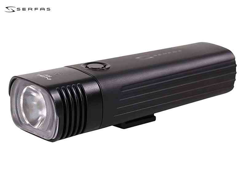 【SERFAS】(サーファス)USL-900 USB充電式ヘッドライト(自転車) 2006394510017