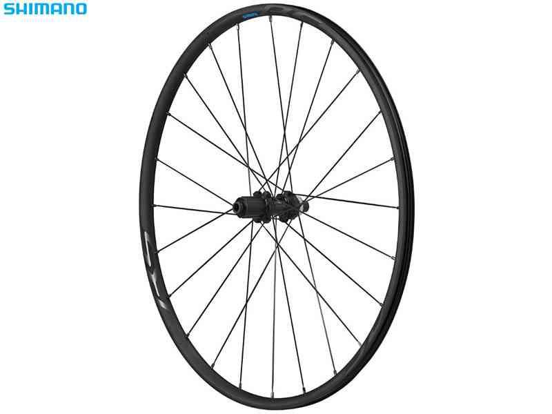 (送料無料)【SHIMANO】(シマノ)WH-RS370-TL-R12 チューブレスロードDISCホイール リア用(自転車) 4524667516507