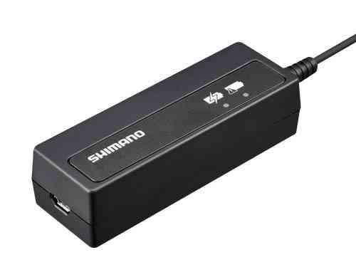 【SHIMANO】(シマノ)Di2 SM-BCR2 ビルトイン(内蔵式)バッテリー充電器(ケーブル付)【Di2充電器】(自転車)(ISMBCR2) BCR-2 4524667725626