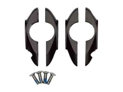 (送料無料)【シマノPRO】(シマノプロ)ミサイル EVO clip-on brackets【エアロバーオプション】(自転車)(R20RAB0028X) 8717009322232