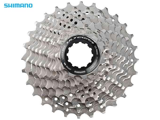 【SHIMANO】(シマノ)ULTEGRA CS-R8000 11s(11-32T)【カセットスプロケット】【自転車 パーツ】 4524667623342