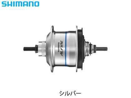 (送料無料)【SHIMANO】(シマノ)ALFINE SG-S7051 内装8s Di2対応 軸長:187mm OLD:135mm センターロック【ハブ】(自転車) 4524667905356