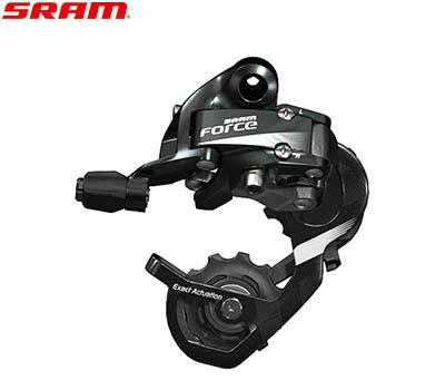 (送料無料)【SRAM】(スラム)FORCE22 リアディレーラー(11S)【リアデイレーラー】(自転車) FORCE-22