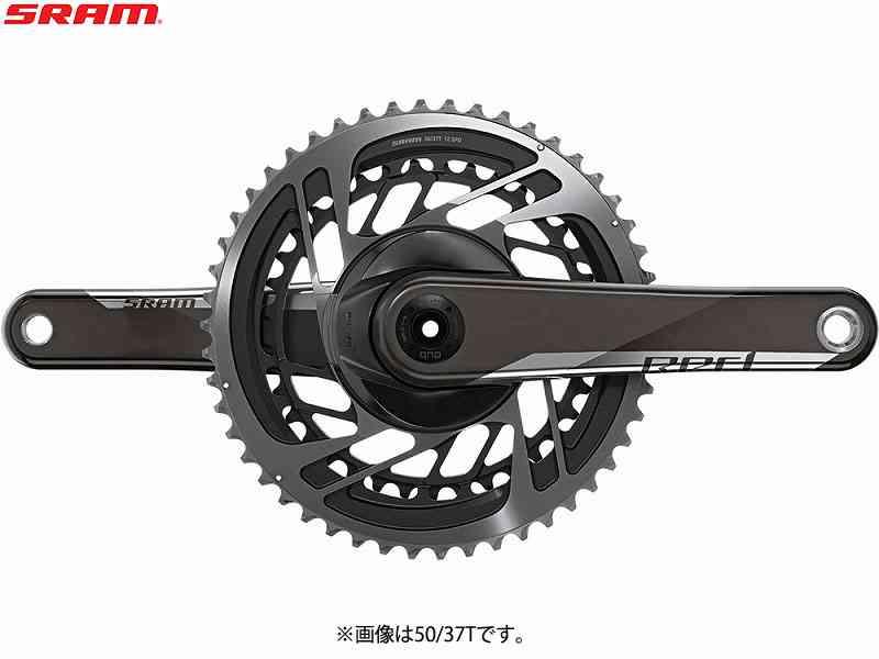 【ご予約商品】(送料無料)【SRAM】(スラム)RED DUB(ダブ)クランクセット 48/35T(2x12S)(自転車) 4580306119614