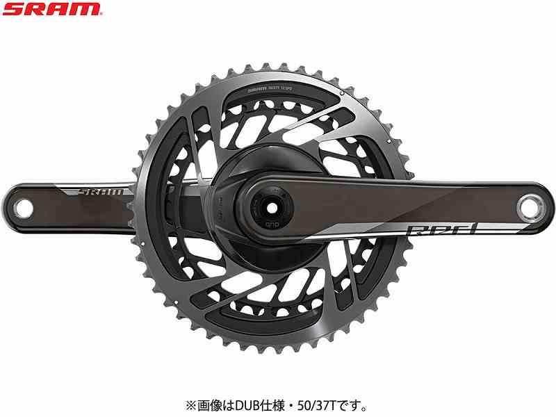 【ご予約商品】(送料無料)【SRAM】(スラム)RED GXP クランクセット 48/35T(2x12S)(自転車) 4580306119676