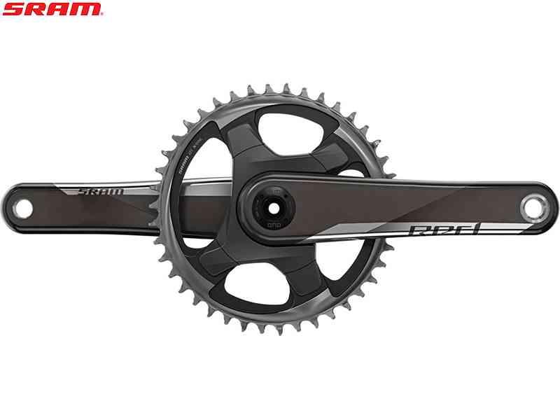 【ご予約商品】(送料無料)【SRAM】(スラム)RED 1 DUB(ダブ)クランクセット 46T(1x12S)(自転車) 4580306119737
