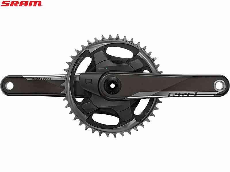 【ご予約商品】(送料無料)【SRAM】(スラム)RED 1 AXS POWER METER DUB(ダブ)パワーメーター内蔵クランクセット 40T(1x12S)(自転車) 4580306119867