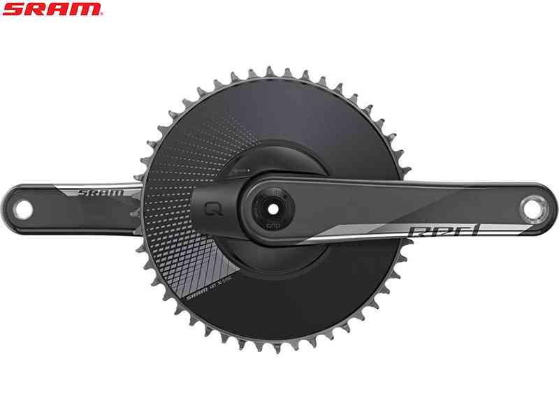 【ご予約商品】(送料無料)【SRAM】(スラム)RED 1 AXS POWER METER DUB(ダブ)パワーメーター内蔵エアロクランクセット 50T(1x12S)(自転車) 4580306117900