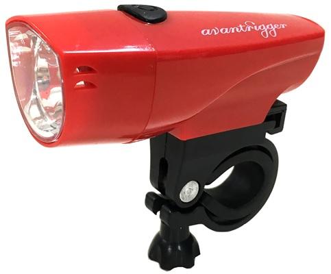 ギフト 在庫処分品 新品 アサヒサイクル 自転車用 1LEDヘッドライト 通販 ZENSHOTT 450cd