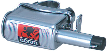 安全ロック機構カンヌキ仕様 簡易包装 年末年始大決算 GORIN ゴリン おトク セーフティロック付 前鍵 CP GX-16