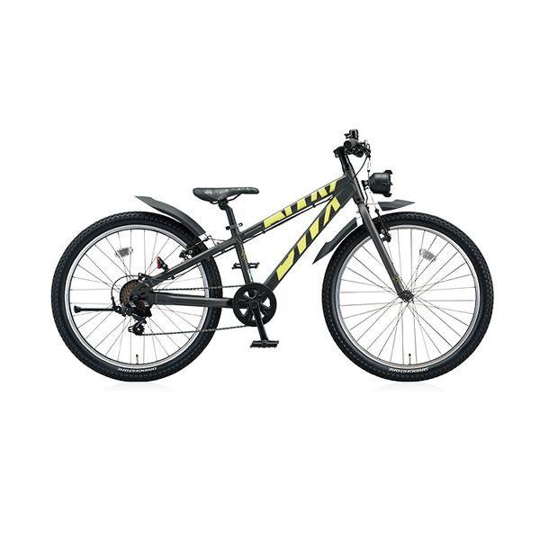 【マラソン期間中ポイント最大34倍!】ブリヂストンサイクル BWXストリート24〔BXS476〕子供用自転車