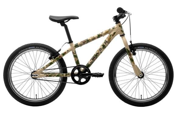 MARIN(マリーン) 17 DONKY Jr20 M.CAMO〔17 DONKY Jr20 M-CAMO〕子供用自転車 アウトレット品