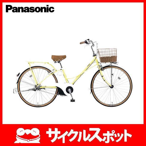 パナソニック ティモF 電動自転車〔BE-ELTF63〕【2017年モデル】 アウトレット品