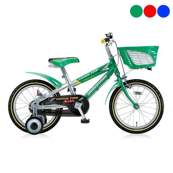 ブリヂストンサイクル クロスファイヤーキッズ18〔CK186〕子供用自転車