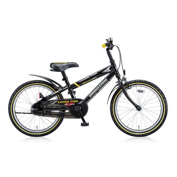 ブリヂストンサイクル クロスファイヤーキッズスポーツ18〔CKS186〕子供用自転車【2016年モデル】