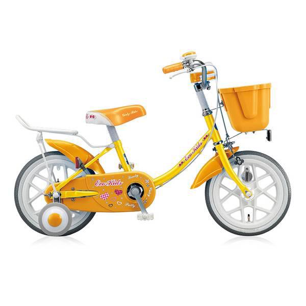 ブリヂストンサイクル エコキッズカラフル14〔EK14C6〕子供用自転車【2016年モデル】