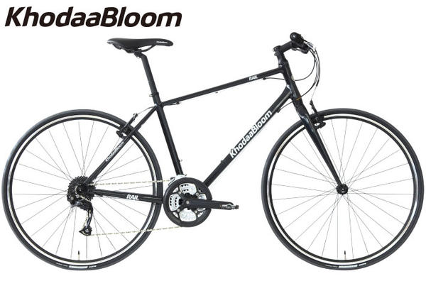 【マラソン期間中エントリーでポイント10倍!】Khodaa Bloom(コーダーブルーム) 2018 Rail 700(レイル700)〔18 Rail 700〕クロスバイク