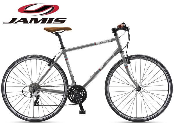 【ポイント10倍! 4/1-4/5】JAMIS(ジェイミス) CODA SPORT〔CODA SPORT〕クロスバイク【店頭受取限定】【在庫限りアウトレット価格】