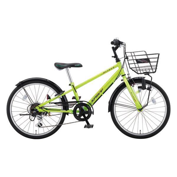 ミヤタサイクル スパイキーS24〔CSK248〕子供用自転車【2018年モデル】