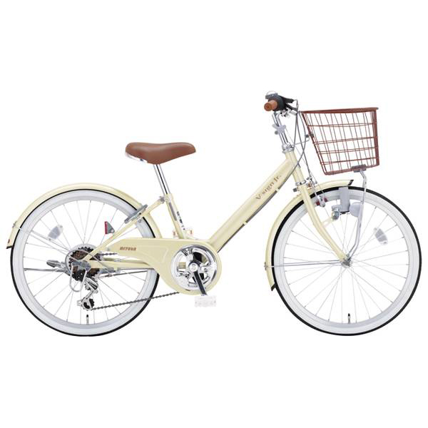 【ポイント10倍! 4/1-4/5】ミヤタサイクル Vサイン・ジュニア24〔CRVJ2468〕子供用自転車【2018年モデル】