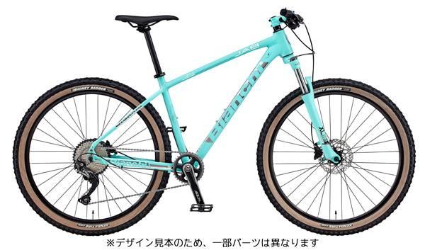 Bianchi(ビアンキ) 18 JAB 27.5〔18 JAB 27-5〕マウンテンバイク【在庫限りアウトレット価格】