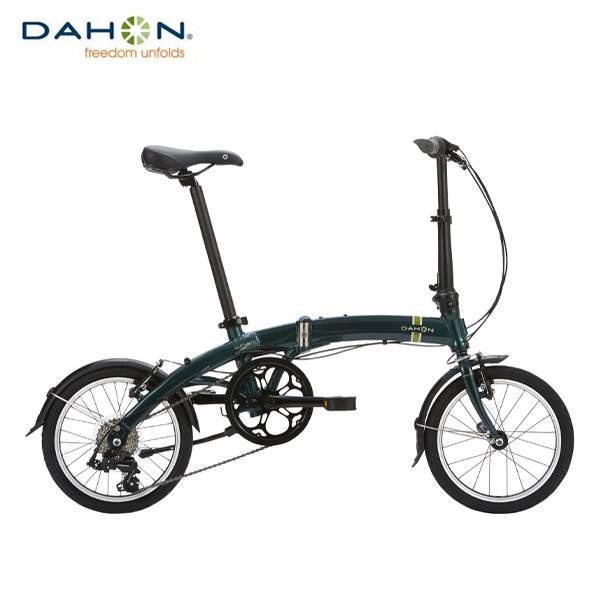 【ポイント10倍! 4/1-4/5】DAHON(ダホン) 2018 Curve D7〔18 Curve D7〕折り畳み自転車