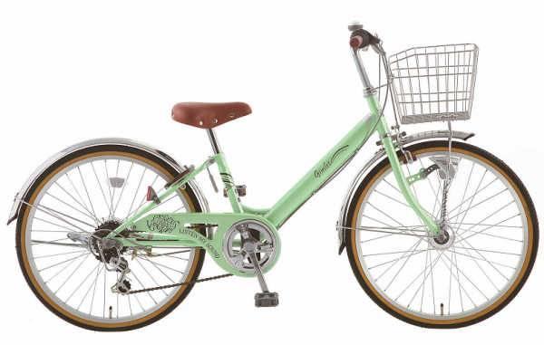 サカモトテクノ ギムレットジュニアオート226〔22-6VC-GMRS AT〕子供用自転車