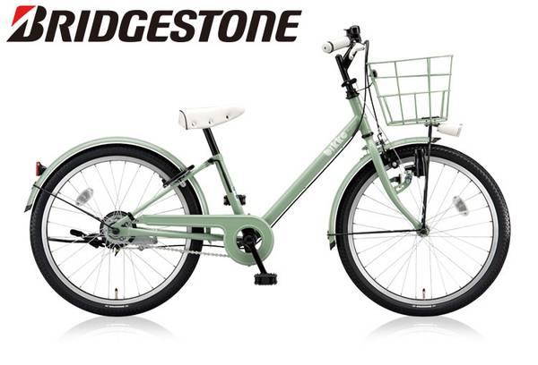 ブリヂストンサイクル bikke j〔BK22V〕子供用自転車