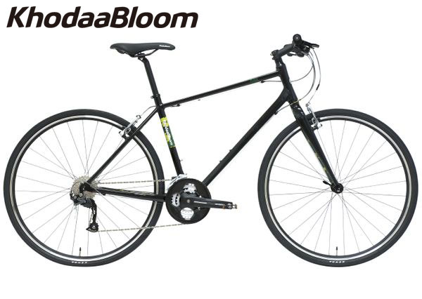 【8/1 ポイント10倍!】Khodaa Bloom(コーダーブルーム) 18 Rail 700SE〔18 Rail 700-SE〕クロスバイク