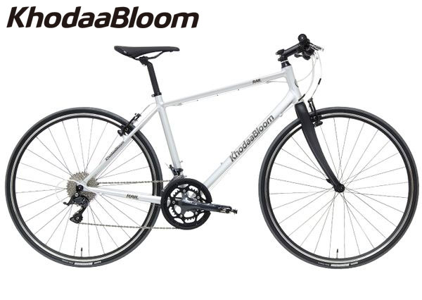 【8/1 ポイント10倍!】Khodaa Bloom(コーダーブルーム) 18 Rail 700SL〔18 RAIl 700SL〕クロスバイク【在庫限りアウトレット価格】