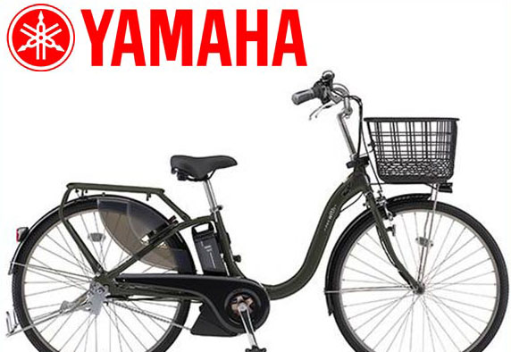 【マラソン期間中ポイント最大34倍!】PAS With SP26 ヤマハ 電動自転車〔PA26AGWP8J〕【2018年モデル】(パスウィズSP26インチ)