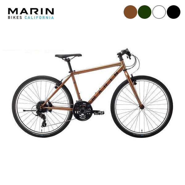 MARIN(マリーン) 18 MUIRWOODS SE8〔18 MUIRWOODS SE8〕クロスバイク【在庫限りアウトレット価格】
