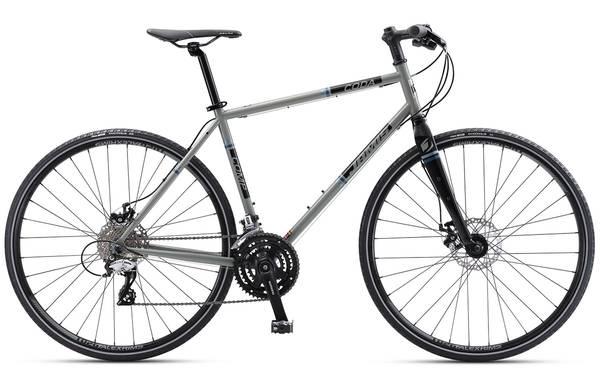 JAMIS(ジェイミス) 2018 CODA COMP〔CODA COMP〕クロスバイク【店頭受取限定】【在庫限りアウトレット価格】
