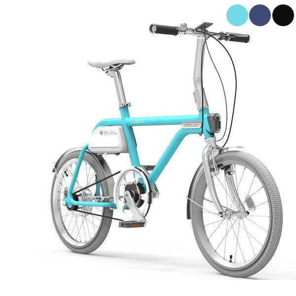 【ポイント10倍! 4/1-4/5】TSINOVA チノバ TS01 ミニベロ 電動自転車 E-bike イーバイク 〔TS01〕