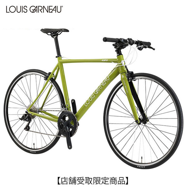 【マラソン期間中エントリーでポイント10倍!】ルイガノ 2018 LGS-R9.2〔18 LGS-R9-2〕クロスバイク【店頭受取限定】(LGS-RSR3)【在庫限りアウトレット価格】