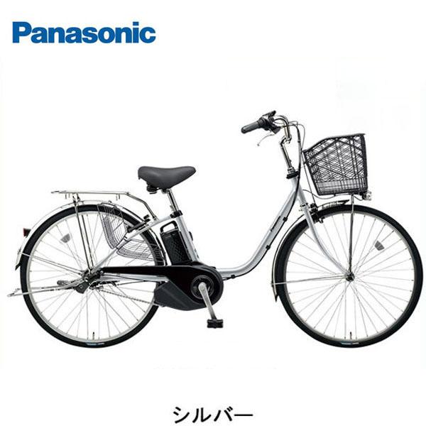 パナソニック ビビSX24 電動自転車〔BE-ELSX43〕【2018年モデル】【WEB限定価格】