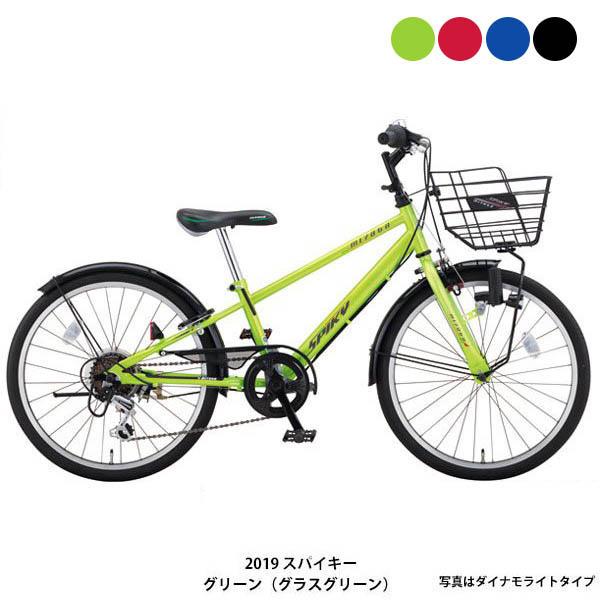 【ポイント10倍! 4/1-4/5】ミヤタサイクル スパイキー24〔CSK249〕子供用自転車【2019年モデル】