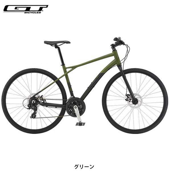 GT 2019 TRAFFIC COMP ジーティー トラフィックコンプ〔19 TRAFFIC COMP〕クロスバイク