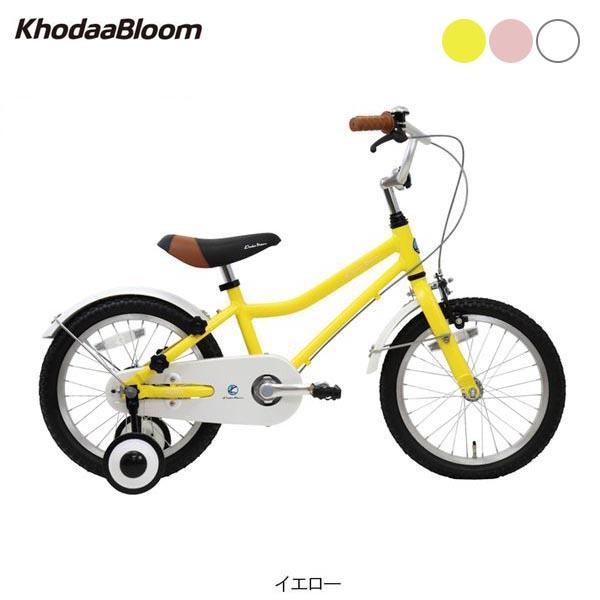 【ポイント10倍! 4/1-4/5】コーダブルーム asson K16 2019 Khodaa bloom アッソン 16インチ 〔19 asson K16〕子供用自転車 キッズバイク