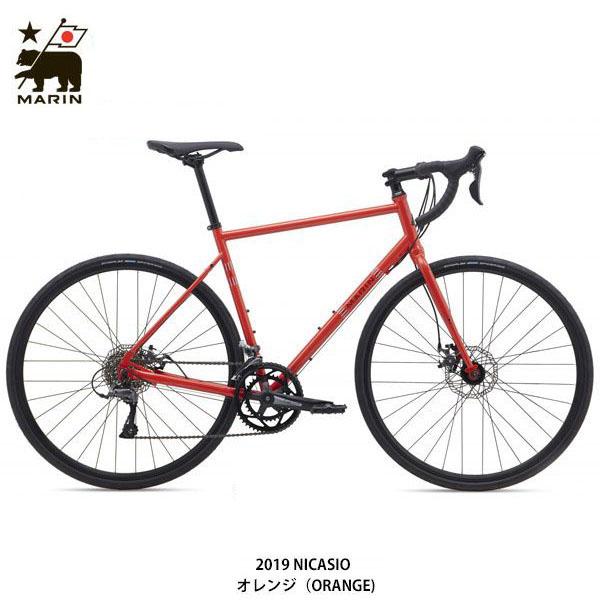 MARIN(マリーン) 19 NICASIO〔19 NICASIO〕クロスバイク【在庫限りアウトレット価格】