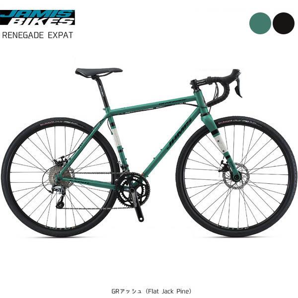 ジェイミス ロードバイク スポーツ自転車 2019 レネゲイド エクスパット JAMIS 20段変速 スポーツ車大特価