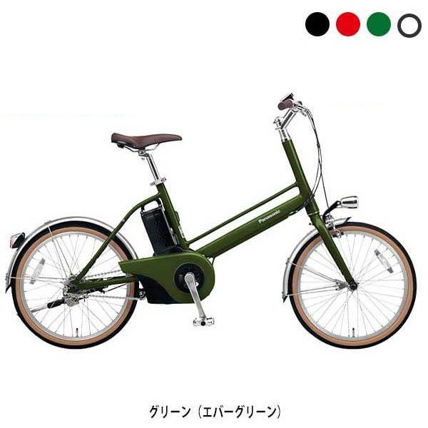 パナソニック ミニベロ 電動自転車 アシスト自転車 コンパクト Jコンセプト 2019 Panasonic