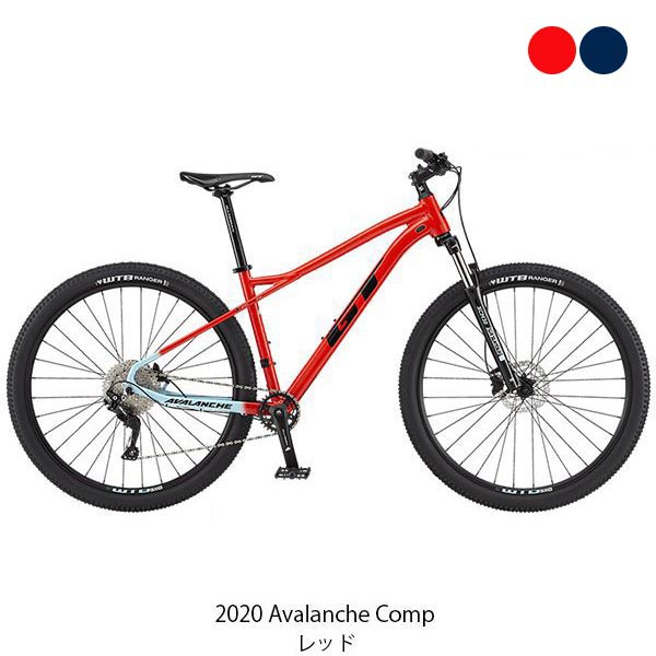 ジーティ MTB マウンテンバイク スポーツ自転車 2020 アバランチェ コンプ GT
