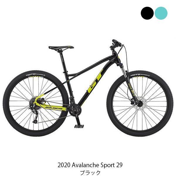 セール ジーティ MTB マウンテンバイク スポーツ自転車 2020最新モデル最新モデル アバランチェ スポーツ29 GT