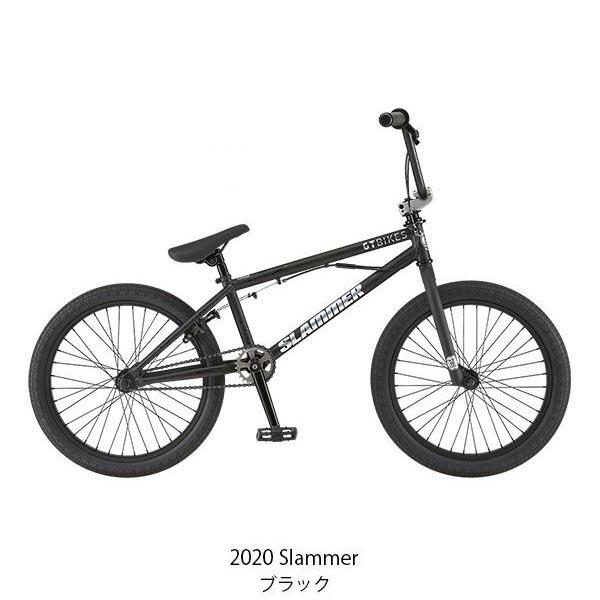 ジーティ スポーツ自転車 ミニベロ 小径車 2020 スラマー GT 変速なし