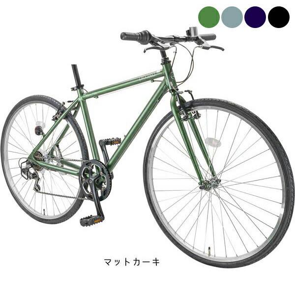 【ポイント10倍! 4/1-4/5】クロスバイク 700×32C 外装6段 サイクルスポット プロシード〔proceed〕