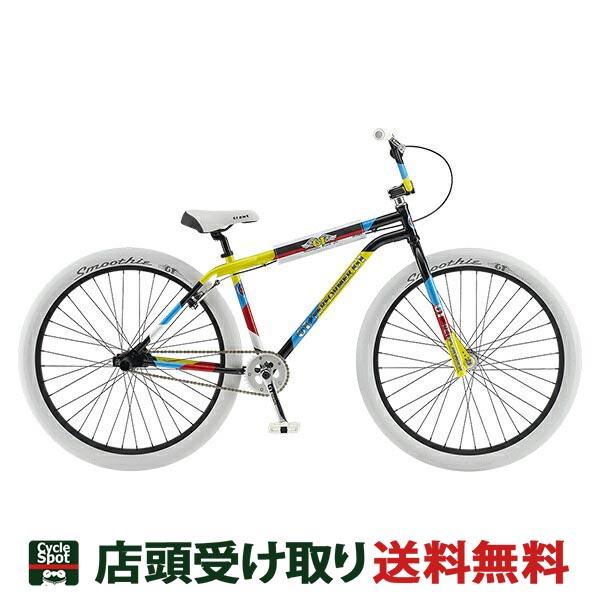 P16倍 6/21 10:00~6/24 23:59 ジーティ スポーツ自転車 BMX 小径車 2020 プロ パフォーマー ヘリテッジ GT 変速なし